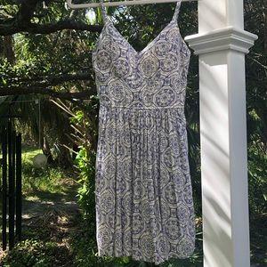 Simple sweetheart dress